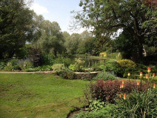 The Catherine Wheel - Bibury: Bibury Trout Farm