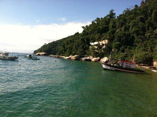 Pousada Lagamar: Oceanfront of Lagamar
