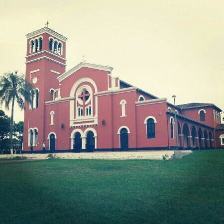 Paraguai: Iglesia de Ybycui