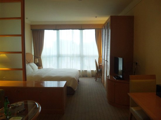 Harbour Plaza Resort City Hong Kong: 部屋