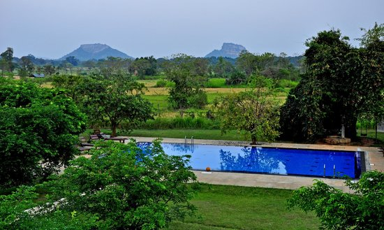 Kassapa Lions Rock: Pool   View