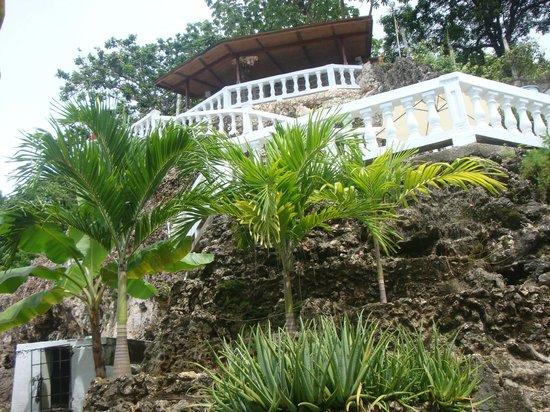 The Rock House: MIRADOR,  ZONA DE DESCANSO