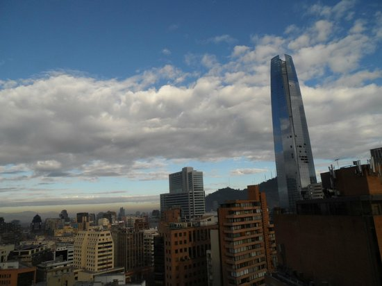 Atton Hotel El Bosque: Tallest building in South America