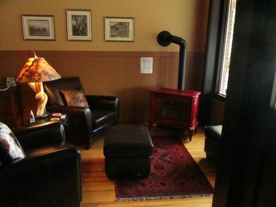 Hotel Prairie: Lobby