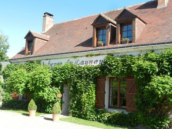 Auberge de Launay: Restaurant