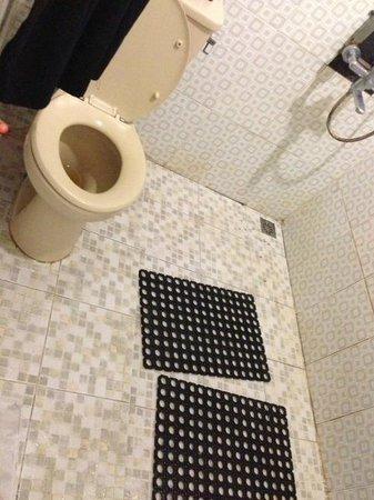 Grand Mansion Blitar: Toilet