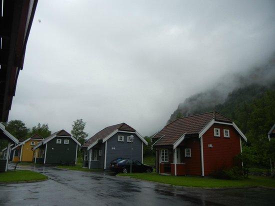 Cabins at Rjukan Hytteby
