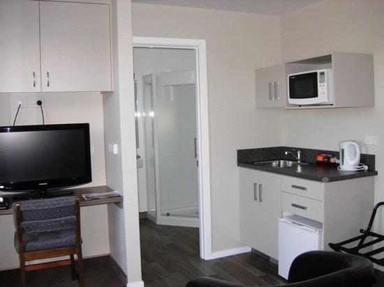 Comfort Inn Tayesta : Small studio