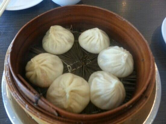 Shanghai Morning Restaurant: Xiao lun bao