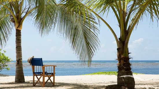 Kilifi, Kenia: Private Beach Club