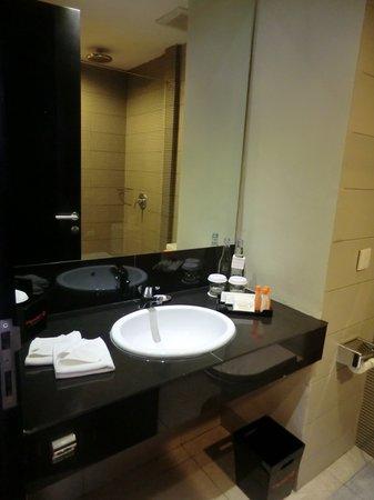 100 Sunset Boutique Hotel : Bathroom