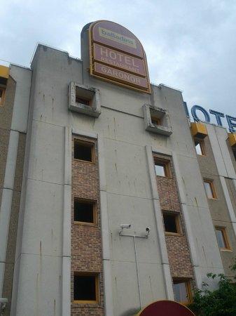 Hôtel balladins Aulnay-Garonor