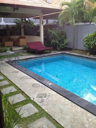 Dura Villas Bali: Pool