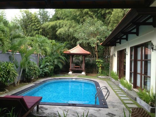 Dura Villas Bali: A pool all to ourselves