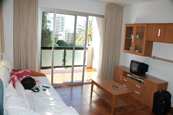 Apartamentos Michel Angelo: Living room