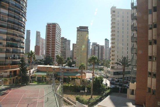 Apartamentos Michel Angelo: Dau view