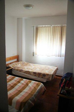 Apartamentos Michel Angelo : Bed room