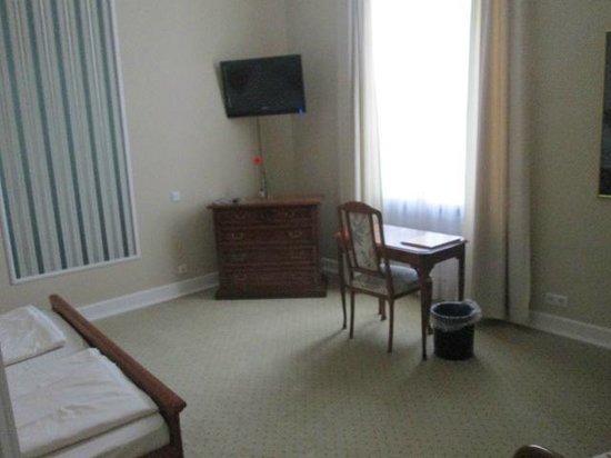Hotel Schloss Westerholt: chambre