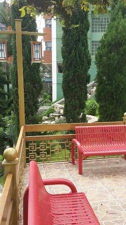 Suites Jardin Imperial: Jardin