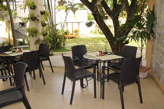 Vacation Hotel Cebu: Garden