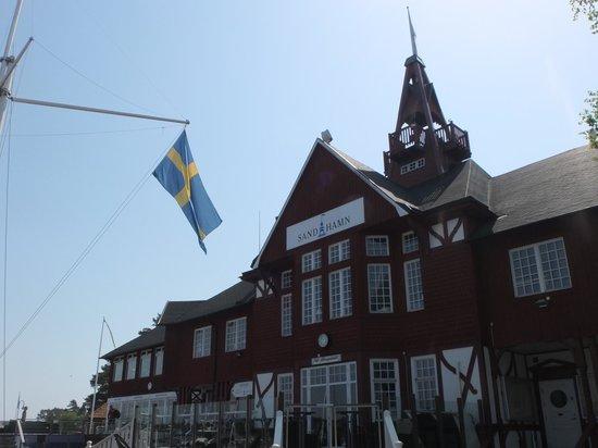 The Sandhamn Yacht Hotel: Hotel