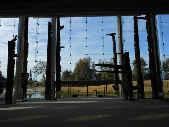 Museum of Anthropology: Beautiful little museum