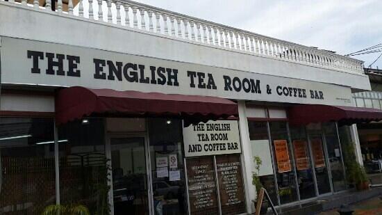 English Tea House: Tea time