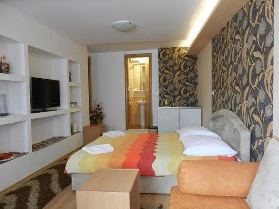 Pansion Cardak: Apartment