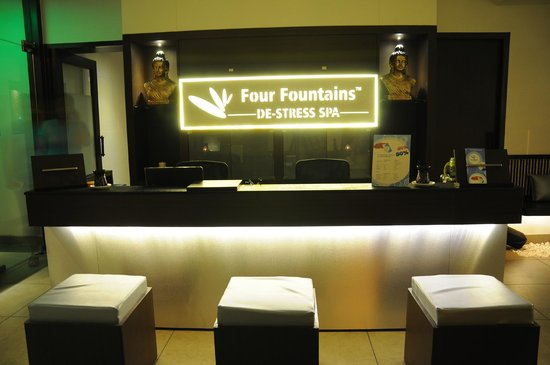 Four Fountains Spa - Bannerghatta Road