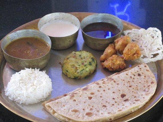 96 K : Puran Poli Thali.A Heritage Maharashtrian Delicacy