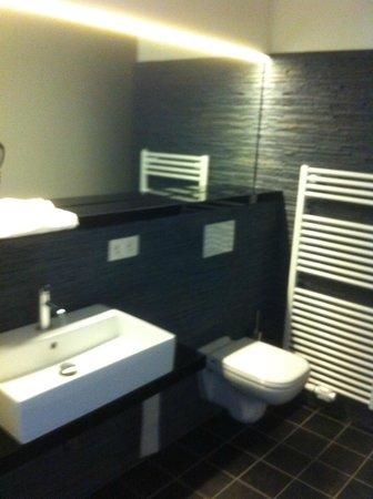 Hotel Regina : Nice big bathroom