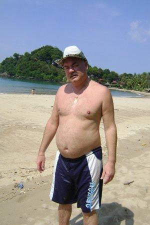 Kantiang Oasis Resort & Spa: На пляже