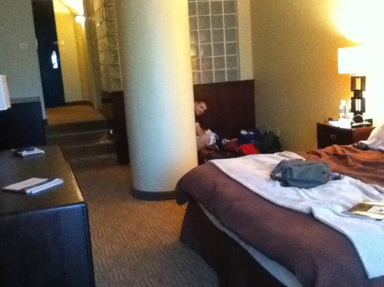 The Atheneum: our room