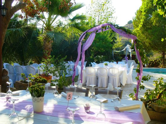 Nikoklia, Cyprus: vasilias weddings