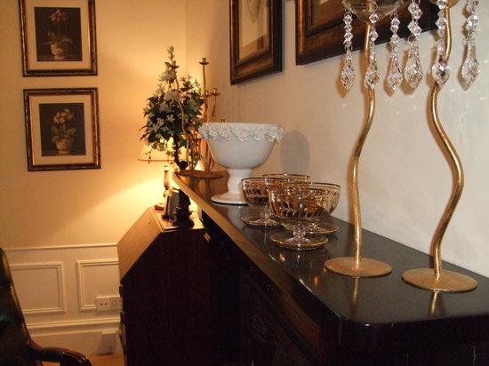Newgate House: Dining Room
