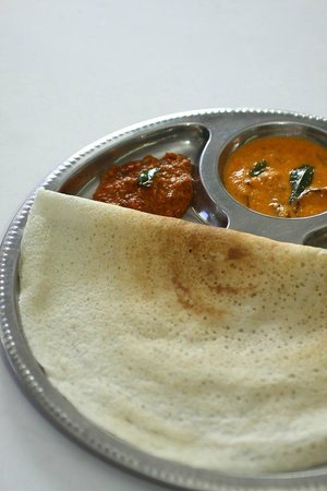Jothy's Fish Head Curry and Banana Leaf Restaurant: Tosai