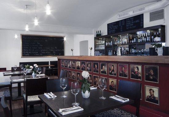 Cafe Ermitage: bar