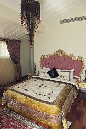 Ersari Hotel: Наш номер делюкс