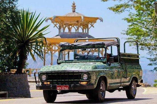 Jeep Tour - Rio de Janeiro