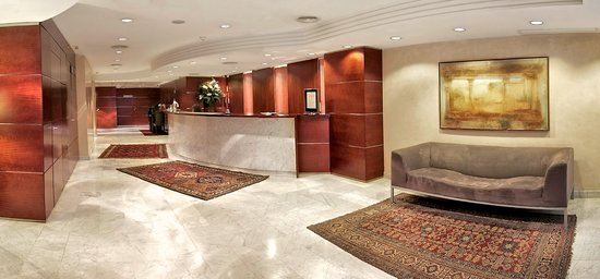 Aparthotel mariano cubi barcelona spanien omd men och for Appart hotel 63