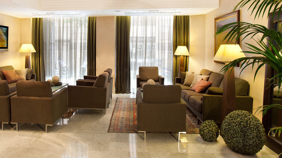 Aparthotel mariano cubi for Appart hotel 63