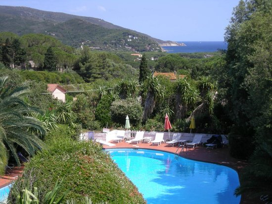 Eden Park Hotel: piscina