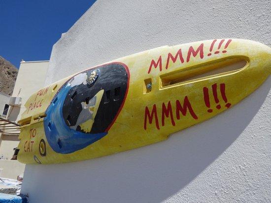 Mamma Mia's : Mamma Mia welcom