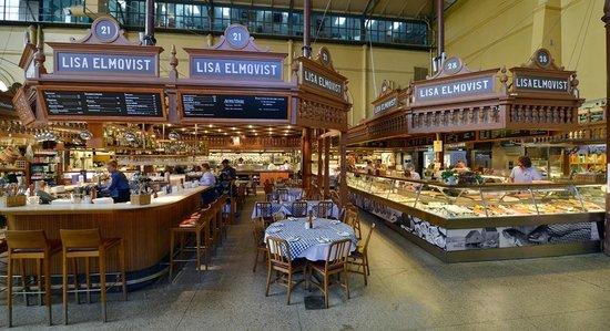 Lisa Elmqvist – Fish, Seafood, Delicatessen and Restaurant