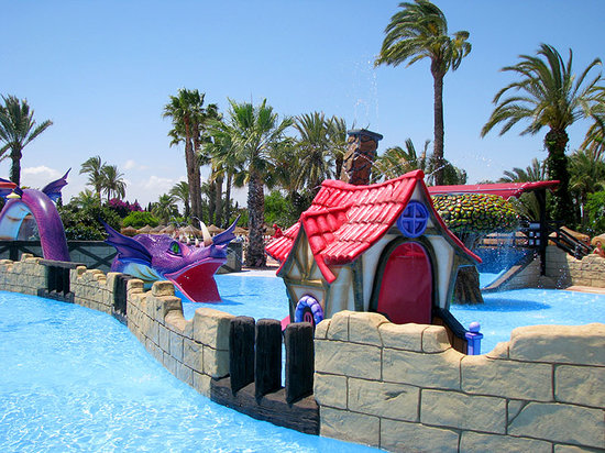 Aquopolis Torrevieja: Charmed Lake new attaction for children