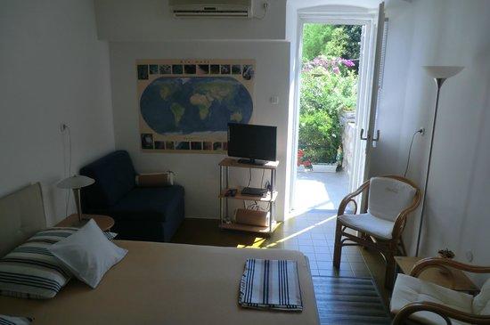 Apartments Batala: Twin Room