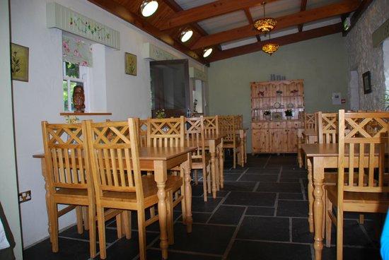 Κάστρο Glenveagh: Sala da tè
