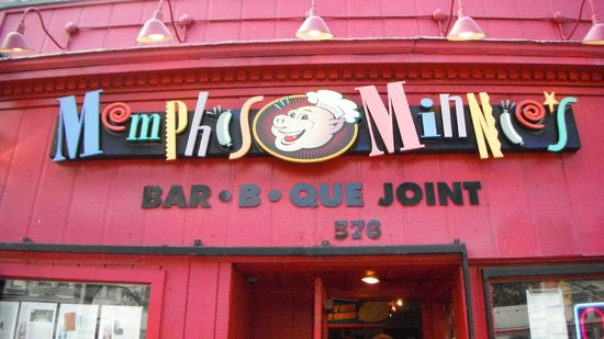 Photo of American Restaurant Memphis Minnie's at 576 Haight St, San Francisco, CA 94117, United States
