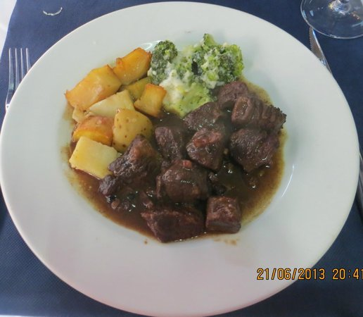 L'Angle d'Adriana : Beef Bourguignonne