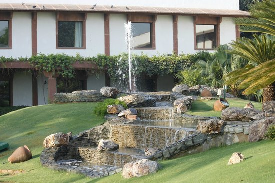 Trident, Agra: Wish you were here ? so do I
